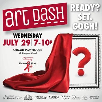 Announcing Art Dash 2015