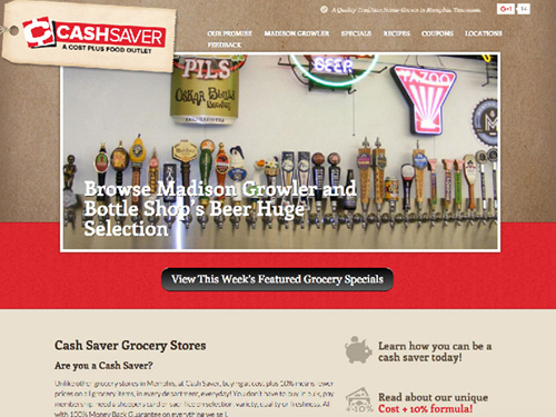 Cash Saver Discount Groceries