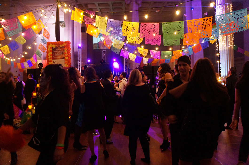 Latino Memphis Day of the Dead Fiesta