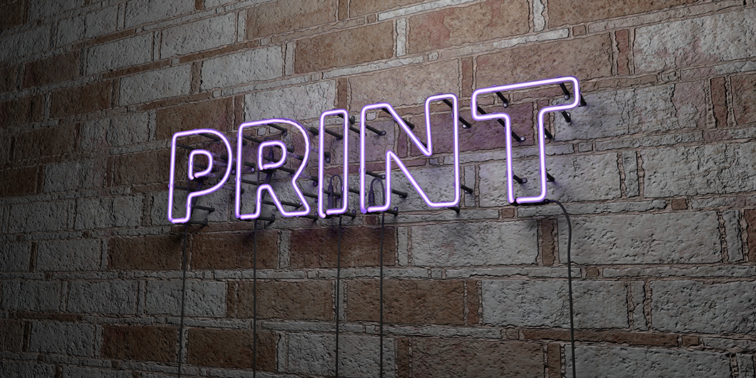 Why Does An Effective Marketing Strategy Include Print