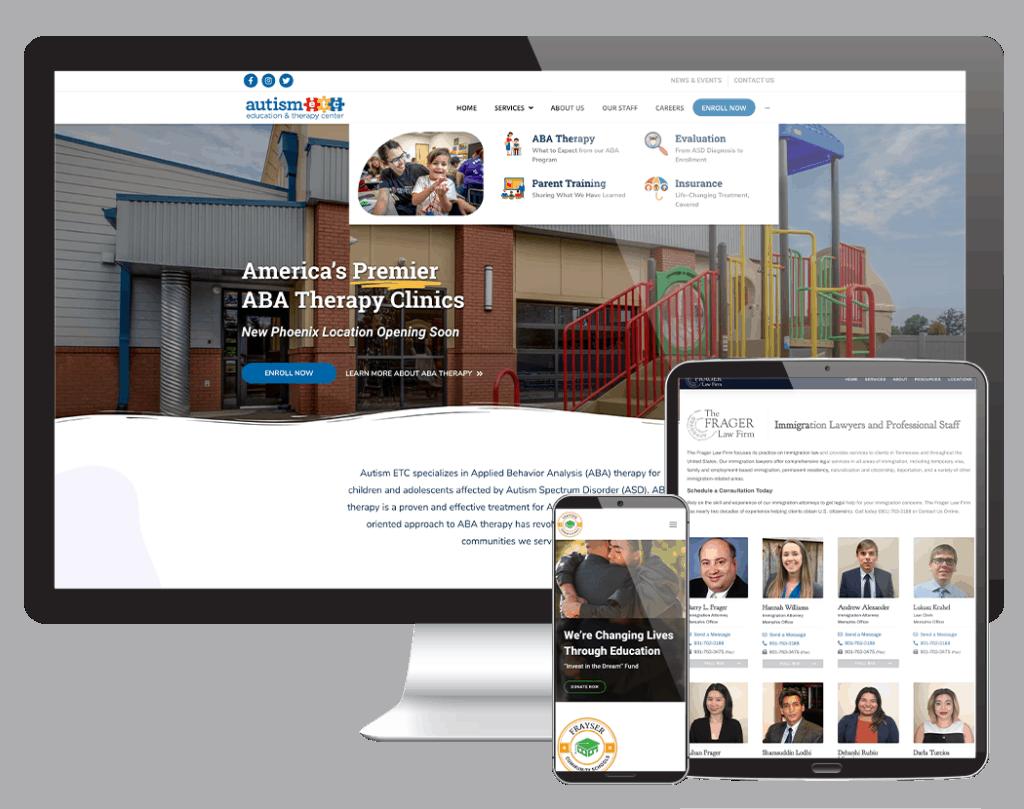 Smart Website Development 3