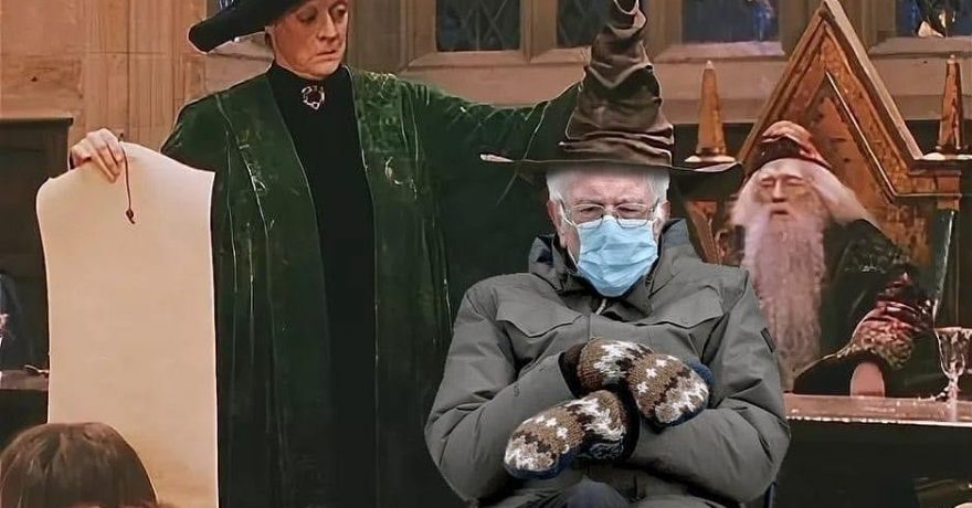 Bernie Gets Sorted