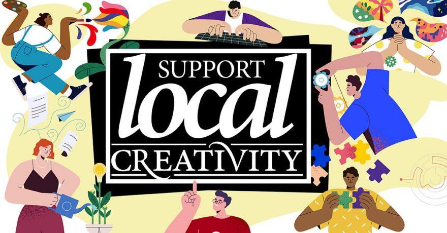 2021_07 Support Local Creativity blog_1200x630px