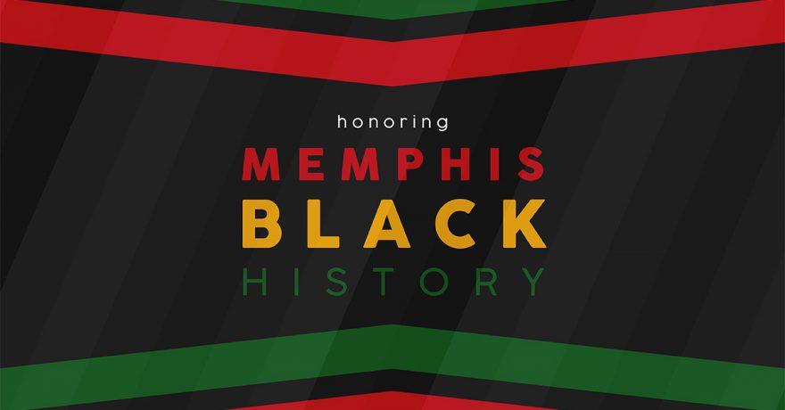 Memphis Black History graphic